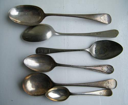 Click image for larger version.  Name:regimental and military spoons 1.jpg Views:18 Size:251.8 KB ID:973335
