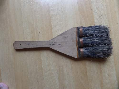 Anyone know what this brush was used for