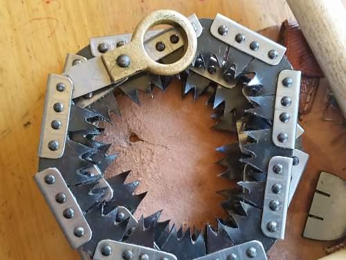 AIF Engineers Folding Saw