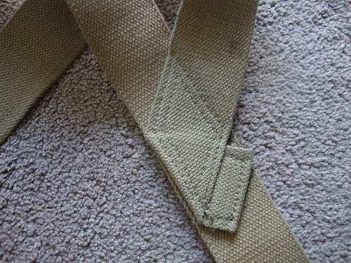 what is this 2 inch webbing strap for? stretcher bearer?