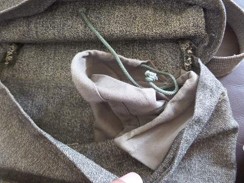 Unknown Gas mask bag