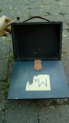 Air ministry box 1939.... What for?