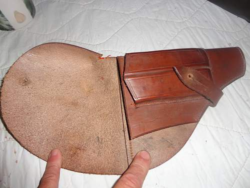 Can Anyone ID this Holster?