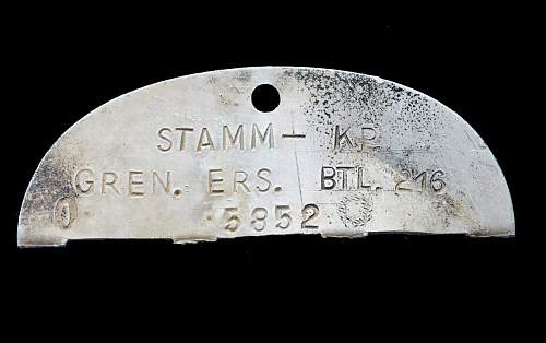 Any information for this Tag