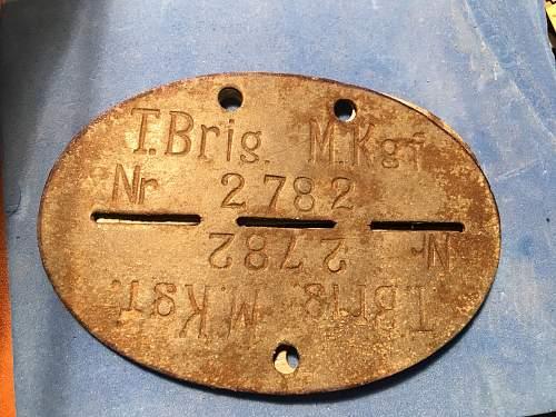 T. Brig.  M. Kgf