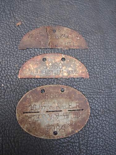 16 SS ,22 ss id discs