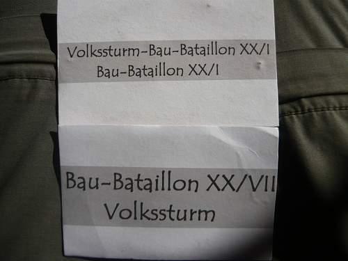 EKM Volksturm B Batl xx/v11