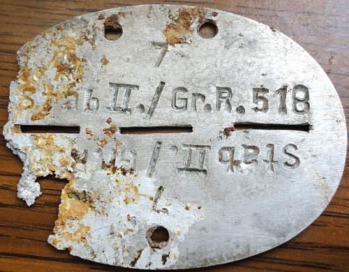 ID discs from Stalingrad