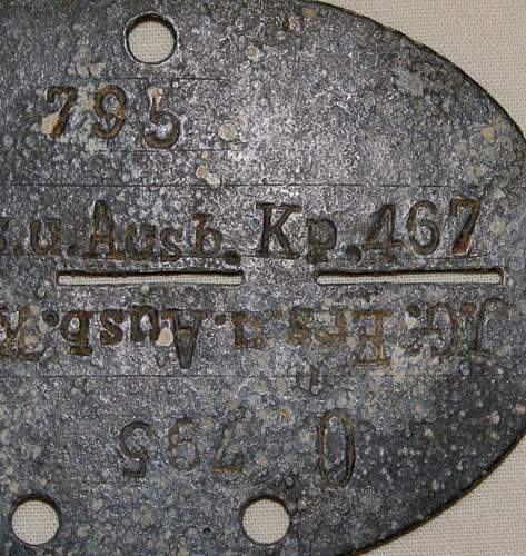 J.G. Ers. u. Ausb. Kp. 467