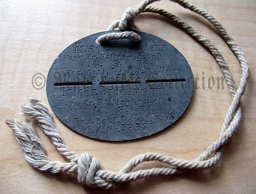 die Tragschnur- the Neck Cord