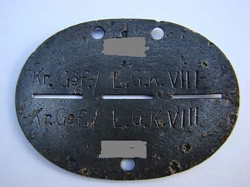 Kr.Gef./L.G.K.VIII