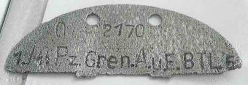 Help with Dog Tags