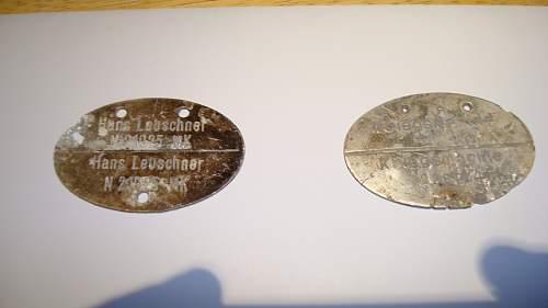 Kriegsmarine Discs