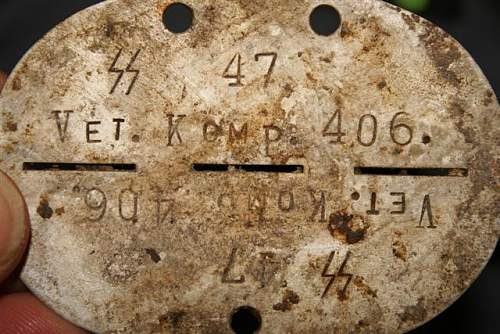 Click image for larger version.  Name:WWII german dog tag 1 (Small).jpg Views:9103 Size:73.9 KB ID:30681