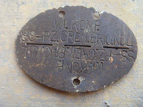"""SS Panzergrenadier """"Nederland"""""""