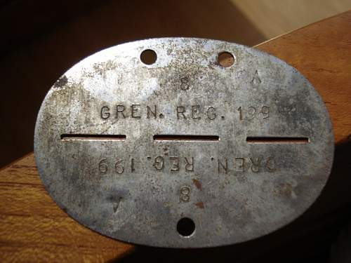 Erkennungsmarken Made After WW2- Fakes