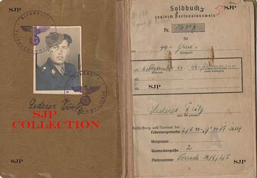 Click image for larger version.  Name:SS Sturmmann Fritz Lederer 7.SS Pz Regt 1 LAH.jpg Views:849 Size:53.3 KB ID:47028