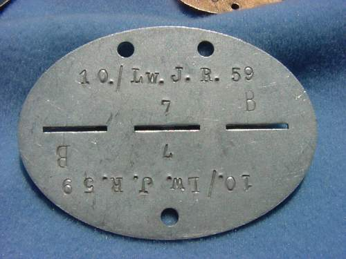 Luftwaffe Disc