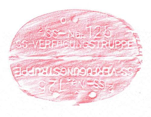 Click image for larger version.  Name:Pencil Etching of German Dogtag.jpg Views:356 Size:213.3 KB ID:52408