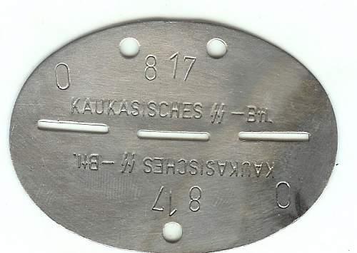 Kaukasisches SS Btl