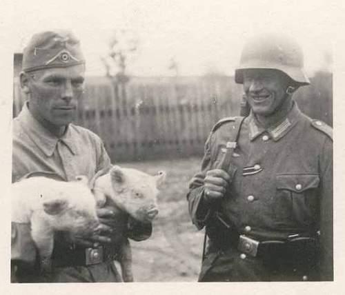 Luftwaffe ID Tag?
