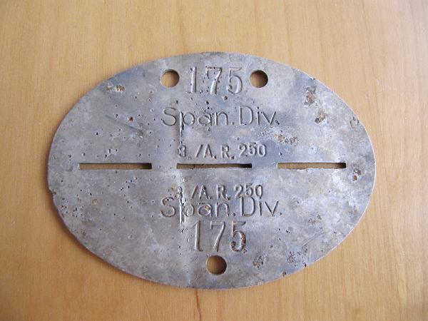 spanische division