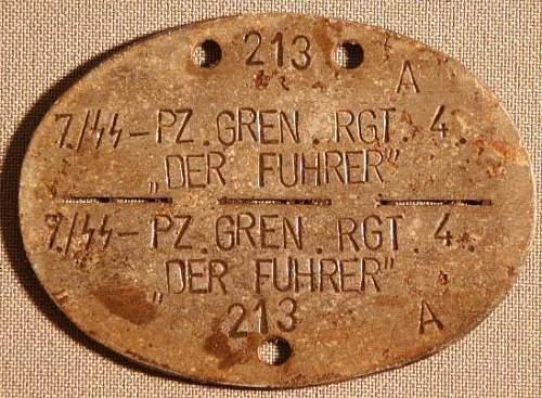 Click image for larger version.  Name:7 SS PZ GREN RGT 4 DER FUHRER.jpg Views:118 Size:68.1 KB ID:690739