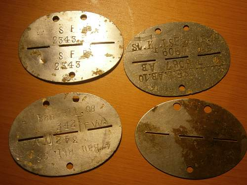 Luftwaffe Marke with high Roll Number ?