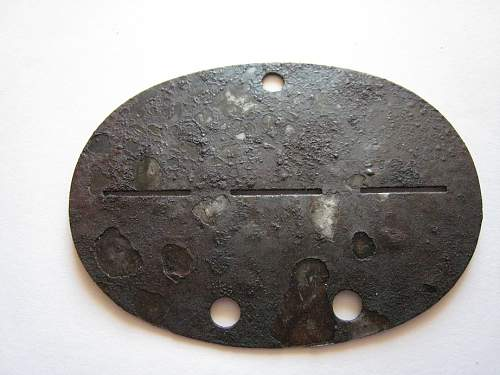 Help In Identifying German Dog Tag