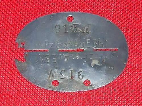 EKM SS Lutzow Rgt. 37, fake?