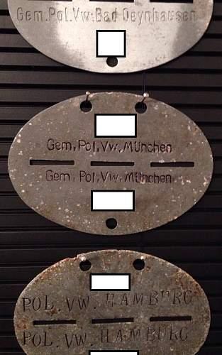 Pol Vw + Gend.Tags