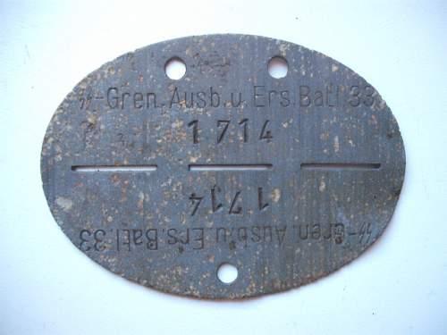 SS-Gren.Ausb.u.Ers.Batl.33