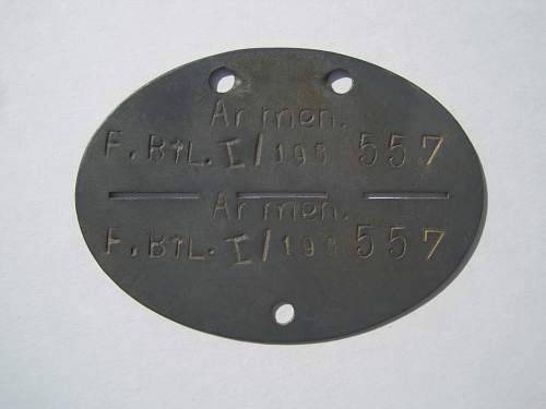 Translate this ID tag please