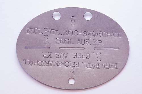 EKM Begleit-Bataillon Reichsmarschall