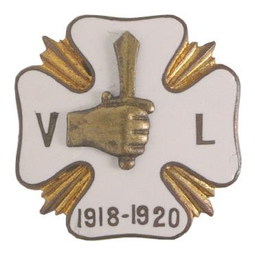 Help IDing Baltic liberation wars 1918-1920 unit insignia