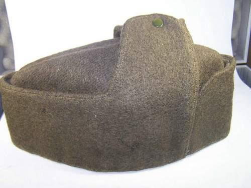 1918-1920's Estonian army caps