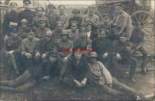 Click image for larger version.  Name:�estonian soldiers 1918 year in adrians and M16.jpg Views:911 Size:54.9 KB ID:335
