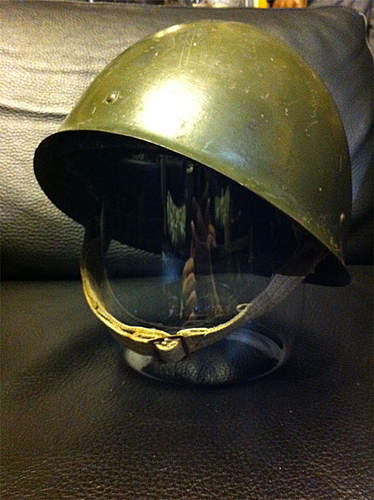 Estonian helmet M40?
