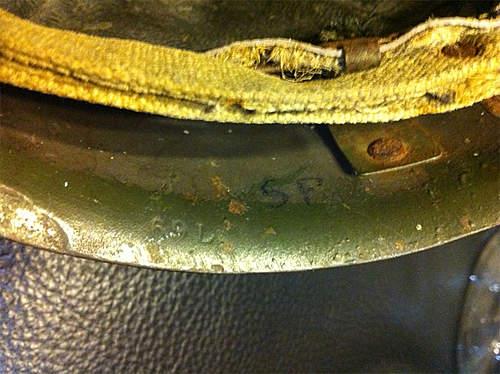 Estonian helmet M40?