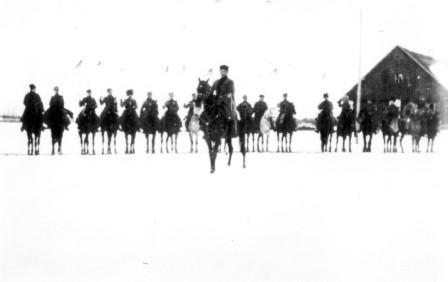 Gen. Bulak-Balakhovich in Estonia