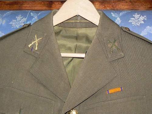 M.36 Estonian Army (Infantry ?) Officer's Garrison Tunic, 100% original Prewar, please ?