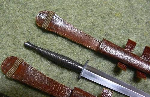 Third Pattern FS Fighting Knife