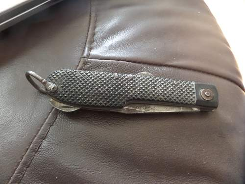 Picked up this also as part of the British vet lot SOE knife
