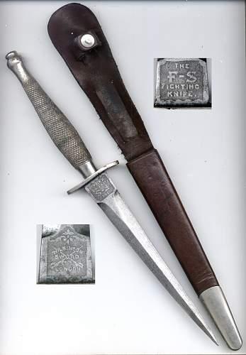 My best commando knife
