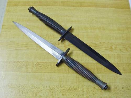 Fairbairn Sykes 3rd Pattern Commando Knife