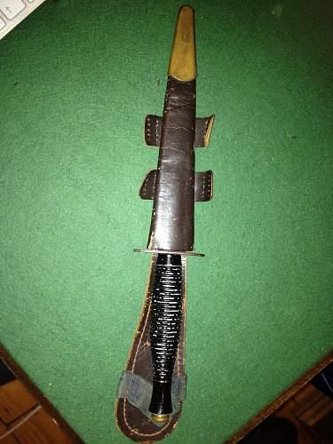 Help with my fs dagger