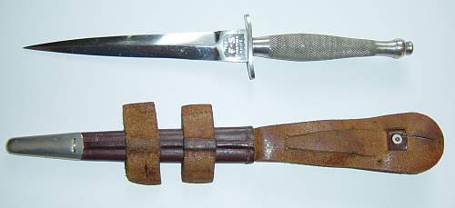 Click image for larger version.  Name:1st pattern F-S fighting knife rear..JPG Views:476 Size:73.8 KB ID:58817