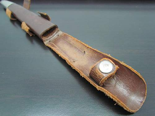 Is this a genuine F-S Fighting Knife?