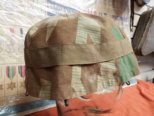 FJ helmet cover