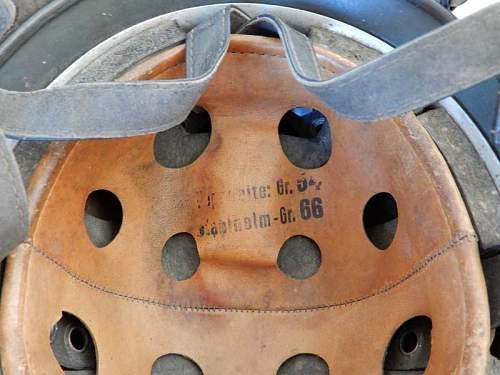 Fallschirmjager Helmet M38 ET71 opinions please?